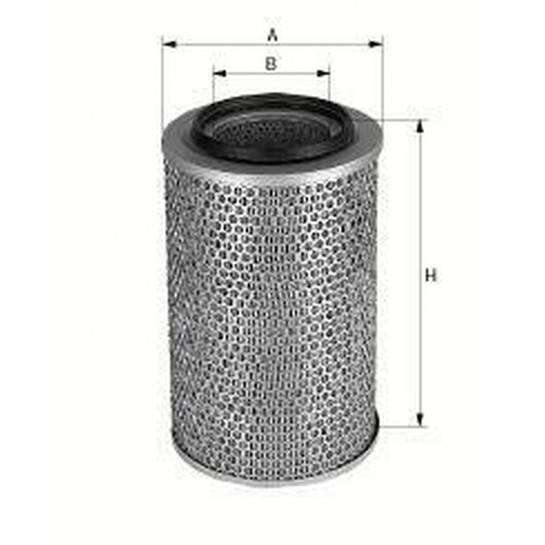 filter vzduchový mann C 1699