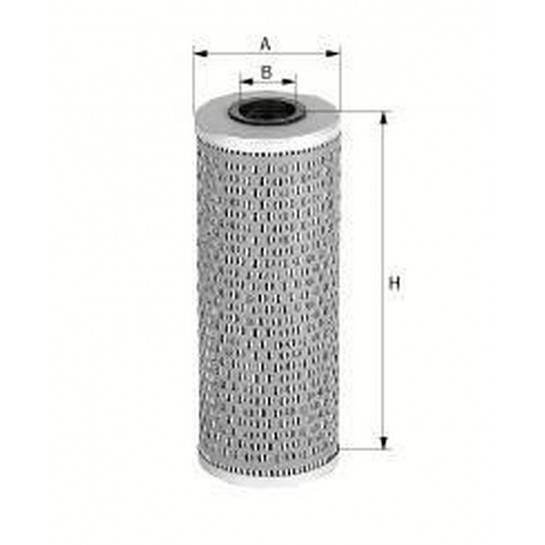 filter olejový mann H 724/2H20 OTO