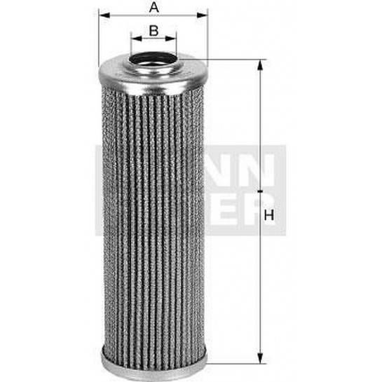 filter hydraulický mann HD 846