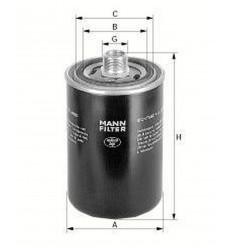 filter olejový mann WD 940/4