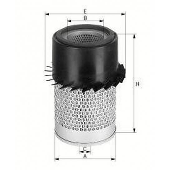 filter vzduchový mann C 14179