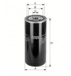 filter olejový mann WD 920
