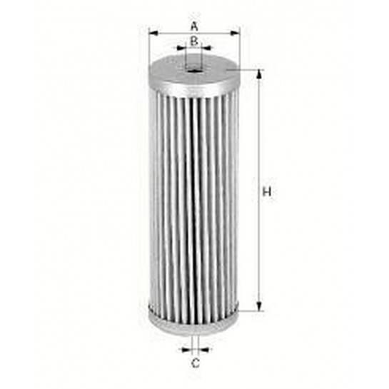 filter vzduchový mann C 42/1