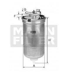 filter paliva mann WK 853/12