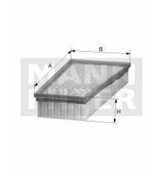 filter vzduchový mann C 2295/3
