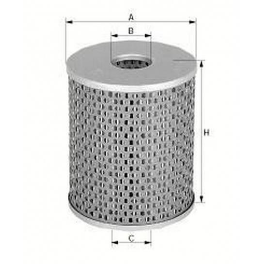 filter olejový mann H 53