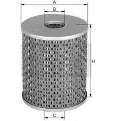 filter paliva mann P 78x