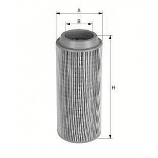 filter vzduchový mann C 23610