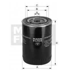filter olejový mann MW 75