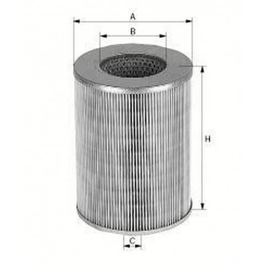 filter vzduchový mann C 21146