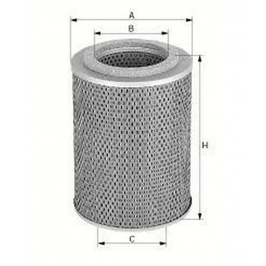 filter olejový mann H 715/1n