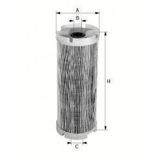filter olejový mann H 15190/16