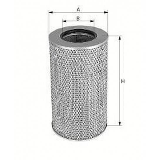 filter vzduchový mann C 25860