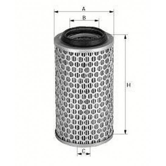 filter vzduchový mann C 24650/1