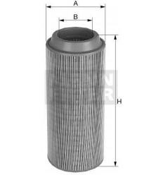 filter vzduchový mann C 11120