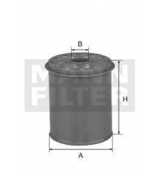 filter paliva mann P 735x