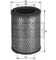 filter vzduchový mann C 1024 V 3