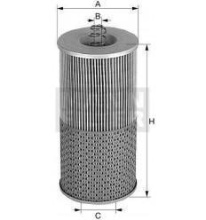 filter olejový mann H 12110/3