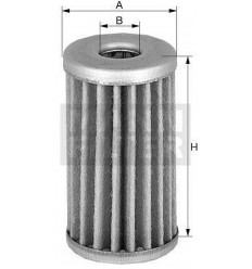 filter paliva mann P 33