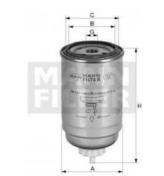 filter paliva mann PL 50/1 WK 718/4
