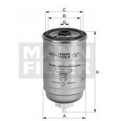 filter paliva mann WK 854/6