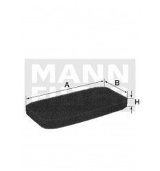 filter peľový mann CU 2101