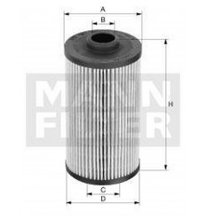 filter olejový mann HU 1072x