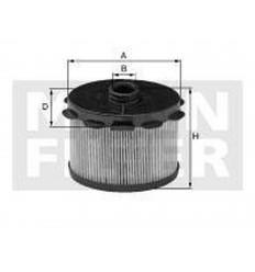 filter paliva mann PU 1018x