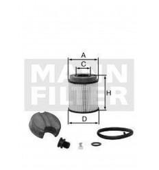 filter vzduchový mann U 620/2X KIT U 620/2y KIT