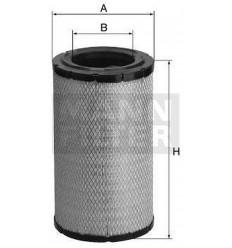 filter vzduchový mann C 1196/2