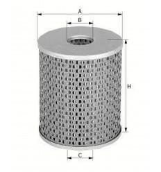 filter olejový mann H 720x