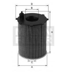 filter olejový mann HU 8001x