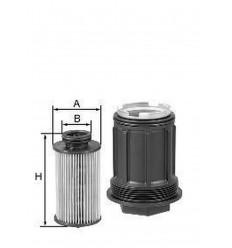 filter vzduchový mann U 58/1KIT
