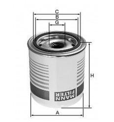 filter vysušovač mann TB 1394/3x