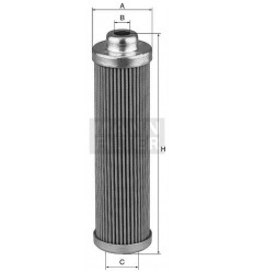 filter hydraulický mann HD 1040/2