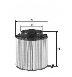 filter vzduchový mann C 16134/1