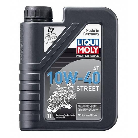 LM-MOT. OLEJ 10W-40 1L 4T Racing