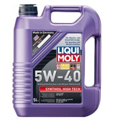 Liqui Moly MOT. OLEJ Synthoil high tech 5W-40 - 5l