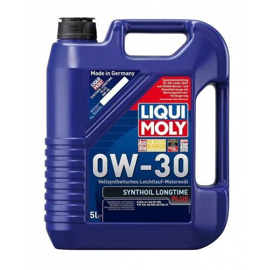 LM-MOT.OLEJ 0W-30 5L LONGTIME PLUS