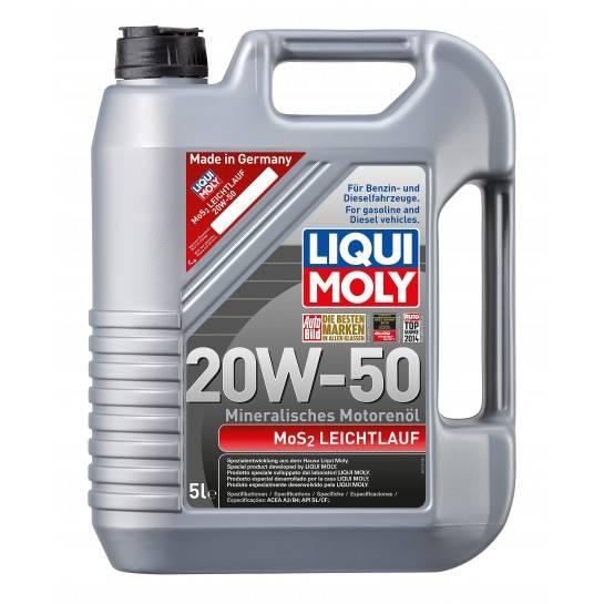 LM-MOT. OLEJ 20W-50 5L