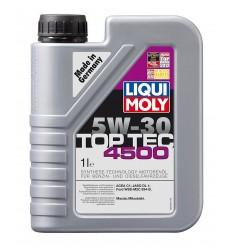 Liqui Moly MOT. OLEJ 5W-30 1L Top tec 4500