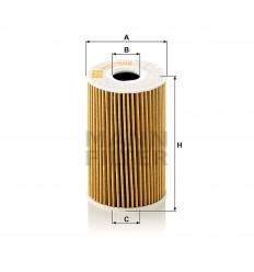 filter olejový mann HU 7008z