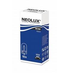 Neolux žiarovka 12V 3W W2,1x9,5d N504