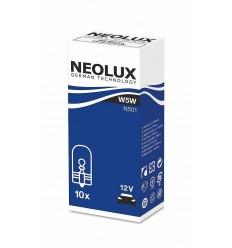 Neolux žiarovka 12V W5W W2,1x9,5d N501 - 1ks