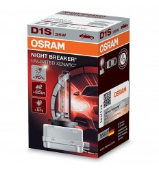 Osram xenonová výbojka D1S 35W NBR XENARC NIGHT BREAKER UNLIMITED