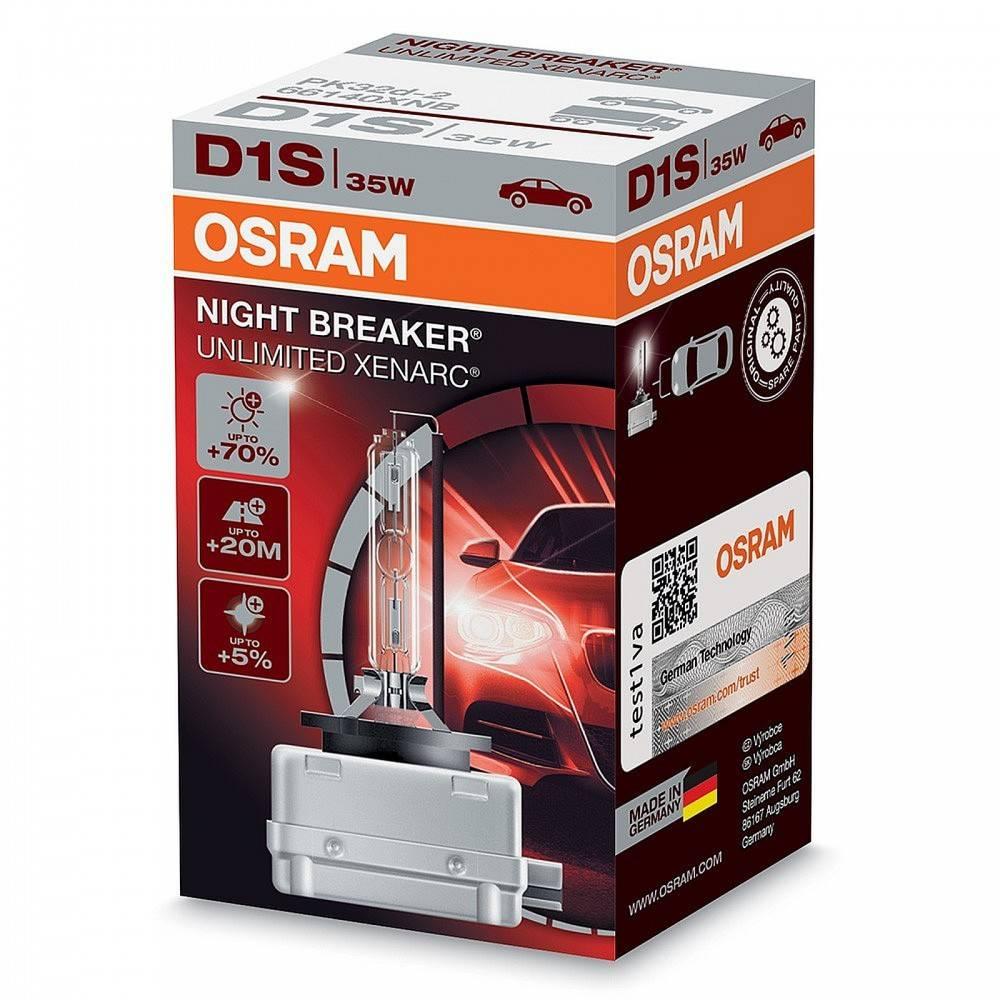 osram xenonov v bojka d1s 35w nbr xenarc night breaker. Black Bedroom Furniture Sets. Home Design Ideas