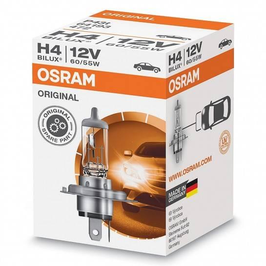 žiarovka H4 12V 60/55W P43T Osram