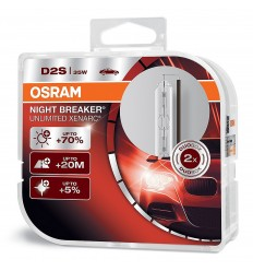 Osram xenonová výbojka D2S 35W Box XENARC NIGHT BREAKER UNLIMITED