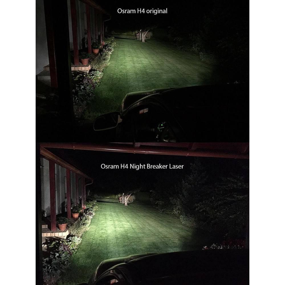 osram h4 12v 60 55w p43t night breaker laser. Black Bedroom Furniture Sets. Home Design Ideas