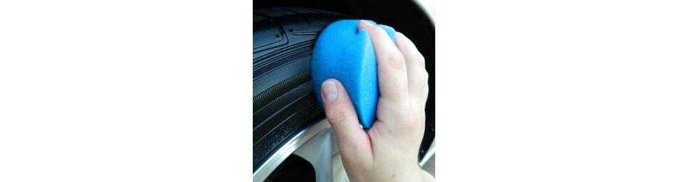 Starostlivosť o pneumatiky a vonkajšie plasty